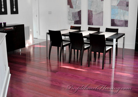 Purple Heart Wood Flooring Carpet Vidalondon